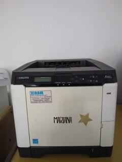 Impresora Láser Color Kyocera 5150dn