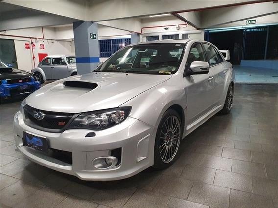 Subaru Impreza 2.5 Wrx Sti Sedan 4x4 16v Turbo Intercooler G