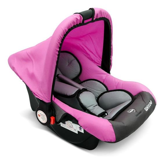 Bebê Conforto Weego Almofadado O+ (0 A 1 Ano) 0 A 13kg Rosa