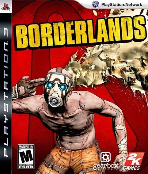 Borderlands Ps3 Leia Descrição