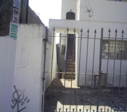 Imagem 1 de 2 de Casa Sobrado Para Venda, 1 Dormitório(s), 175.0m² - 6232