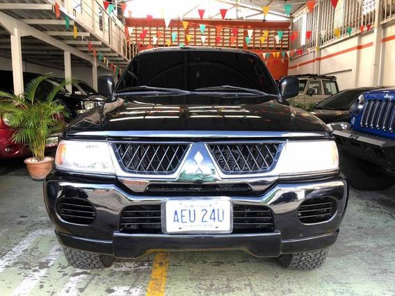 Mitsubishi Montero Montero Sport