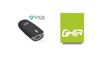 Power Bank Cargador Portátil Ghia Volta 4000mah