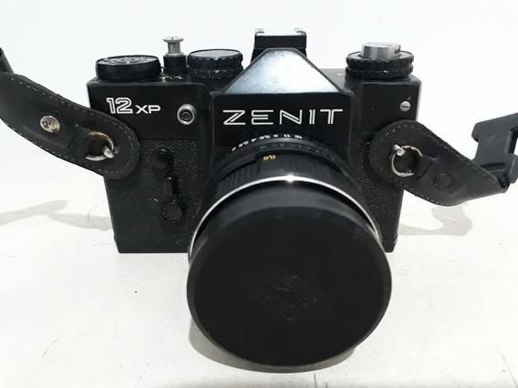 Maquina Fotografica Zenith 12 ! Leia