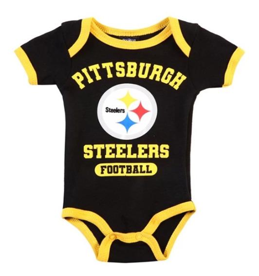 Pañalero Pittsburgh Steelers Football Americano Nfl Original