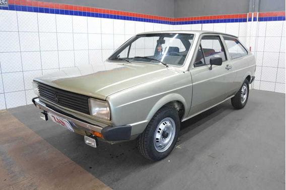 Volkswagen - Gol Ls 1.6 2p 1982