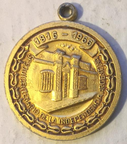 Medalla Sesquicentenario Independencia Argentina - 1966
