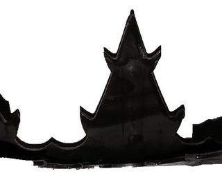 Puntas De Rejas O Puntas De Tiburon 1,2, 1.5 Y 2mm