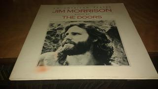 Jim Morrison The Doors An American Prayer Lp Original Us 78