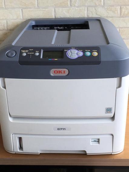 Impressora Laser Oki C711