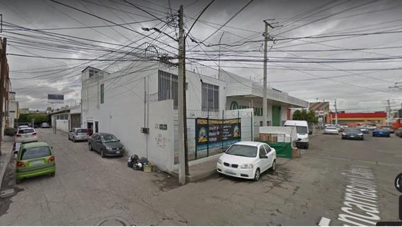 Casa Con Local Comercial - Zona Alameda, Queretaro. Ccr200103-jg