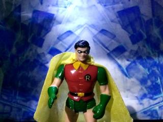 Robin - Toy Biz - Sheldortoys