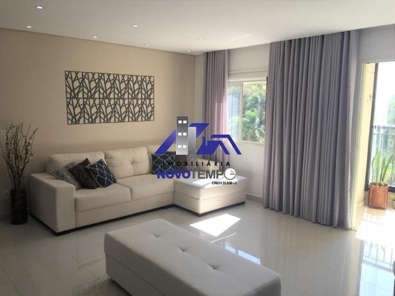 Lindo Apartamento Á Venda   Condomínio Reserva Do Alto, Barueri. - 2302