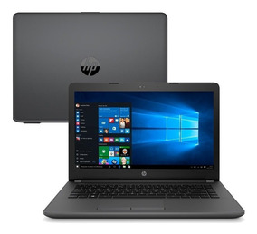 Notebook Hp 246 G6 I3-7020u 4gb 500gb 14