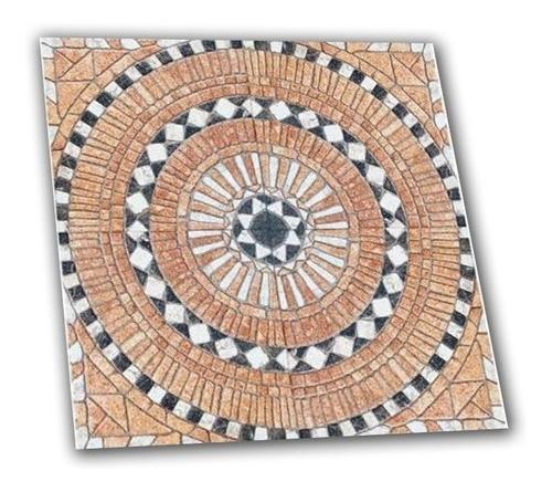 Cerámica Cortines Trentino Terra 40x40 1° Calidad Ceramisur