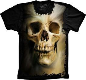 d2617d79a Camiseta The Mountain Estampa Em 3d Leão - Camisetas Masculino no ...