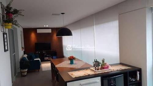 Apartamento Condomínio Classic Bosque Maia  À Venda, 168 M² Por R$ 1.450.000 - Ap0005