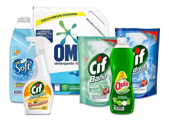 Pack Cuidado Del Hogar Unilever®