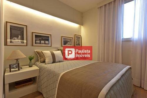 Apartamento À Venda, 65 M² Por R$ 560.000,00 - Vila Conceição - São Paulo/sp - Ap21257