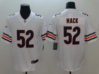 Jersey Nfl Chicago Bears Mack #52 Bordado