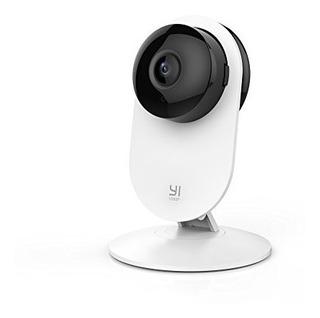 Cámara Para El Hogar Yi 1080p, Sistema De Vigilancia De Se