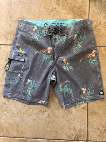 Bermuda Reef Hombre Talle Small