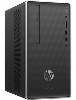 Hp Pavilion Desktop Computer Amd Ryzen 7 1700 12gb Ram 1tb ®