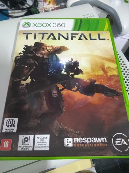 Titanfall Xbox 360 Midia Fisica Sem Riscos Entrego Metrô