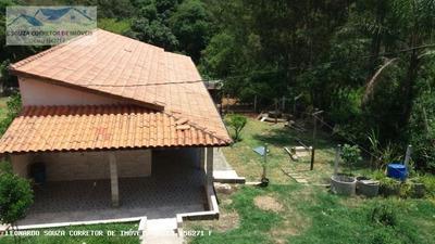 Chácara Para Venda Em Socorro, Zona Rural, 3 Dormitórios, 1 Suíte, 3 Banheiros, 5 Vagas - 133