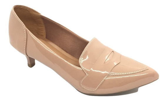 Sapato Scarpin Feminino Super Luxo Confort Santa Liz Sf Scar