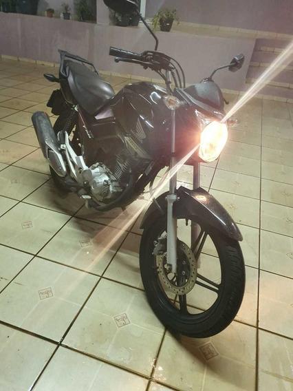 Honda Cg 160 - Esdi (único Dono)
