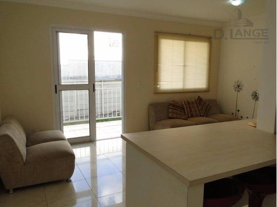 Apartamento À Venda, 70 M² Por R$ 303.000,00 - Loteamento Remanso Campineiro - Hortolândia/sp - Ap16062