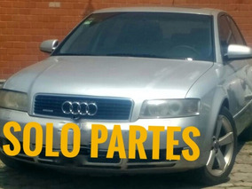 Audi A6 2.7 V6 Qtro Biturbo Tipt 250 Hp At 2004