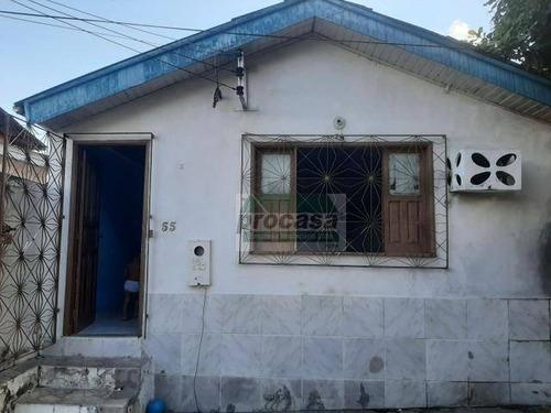 Casa Com 2 Dormitórios À Venda, 85 M² Por R$ 300.000 - Aleixo - Manaus/am - Ca4058