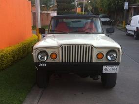 Jeep Wagoneer 4x4 1981 Modificada