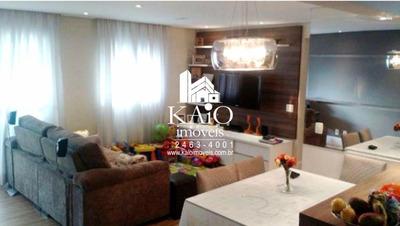 Apartamento Residencial À Venda, Gopoúva, Guarulhos. - Ap0900