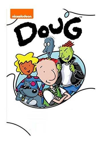 Doug - Serie Animada Coleccion 56 Capitulos - Dvd