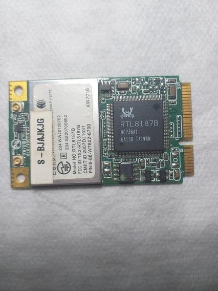 Wireless Rtl8187b - Notebook Positivo Neo Pc A2130