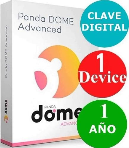 Imagen 1 de 4 de Panda Dome Advanced 1 Dispositivo 1 Año