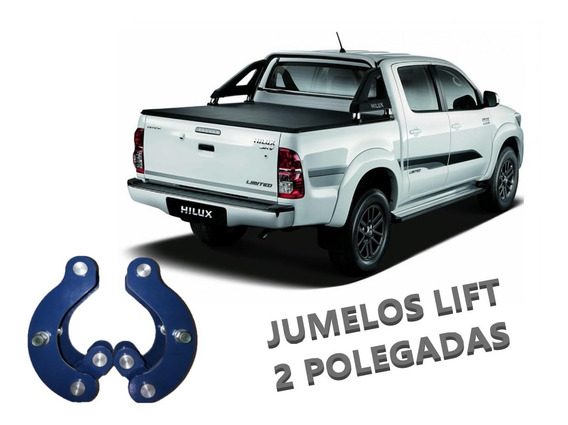 Pickup Comfort Jumelo Lift Toyota Hilux 2005 A 2015