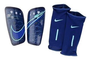 Par De Espinilleras Nike Cr7 Mercu Con Mangas Importadas Fpx