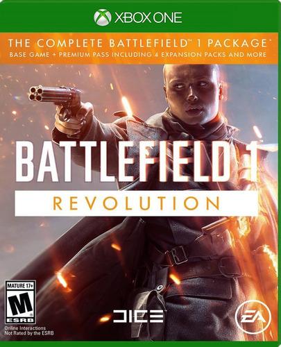 Imagen 1 de 5 de Battlefield 1 Revolution Edition - Xbox One