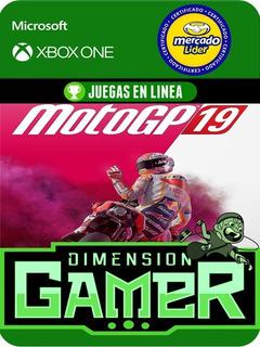 Motogp 19 - Xbox One - Online/offline