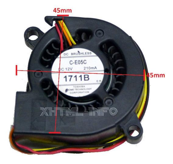 Cooler Da Lâmpada Para Projetor Epson S12+ H430a -