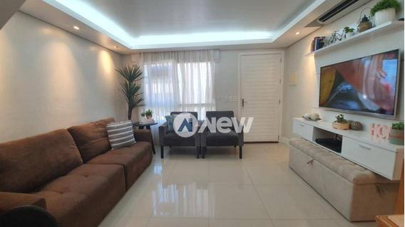 Casa Com 2 Dormitórios À Venda, 100 M² Por R$ 299.000,00 - Rondônia - Novo Hamburgo/rs - Ca3107