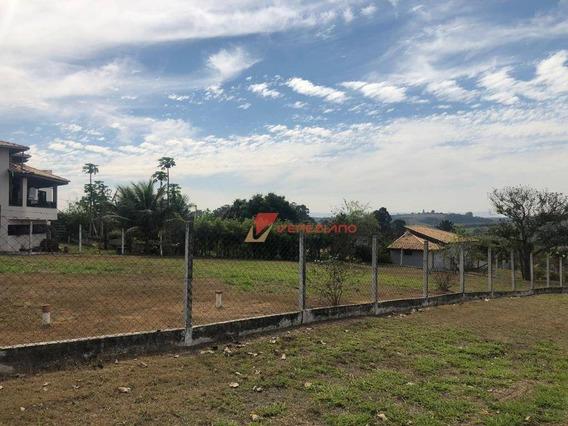 Terreno À Venda, 1000 M² Por R$ 180.000 - Recanto Das Águas - São Pedro/sp - Te0679