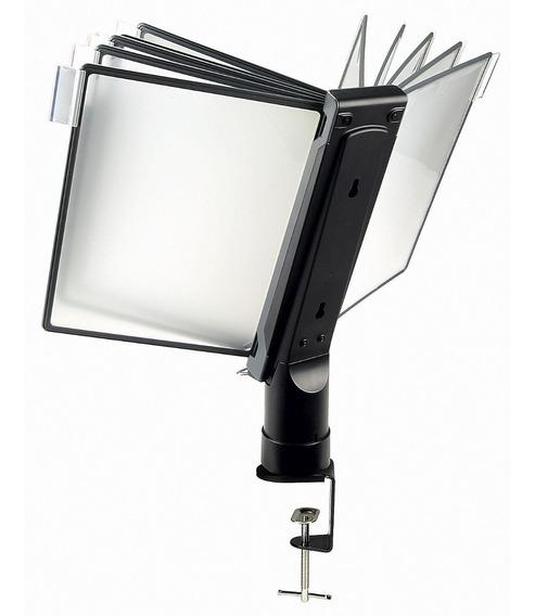 Soporte Display Giratorio Panel Organizador Catalogo Aidata