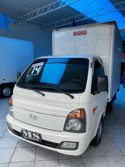 Hyundai Hr 2.5 Com Bau 2014