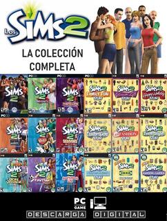 Los Sims 2 + Todas Las Expansiones   Pc Digital Español