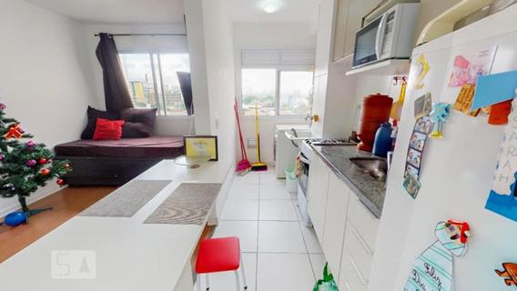 Apartamento Para Aluguel - Água Branca, 1 Quarto, 31 - 893095679